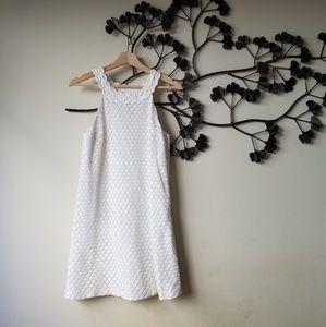 Beautiful Crochet 60s Dress